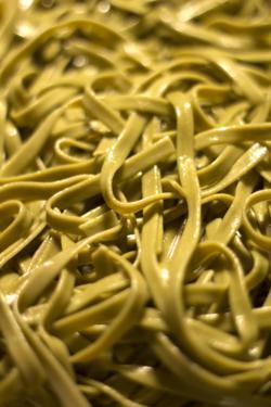 Fettuccine Spinach Pasta Menu